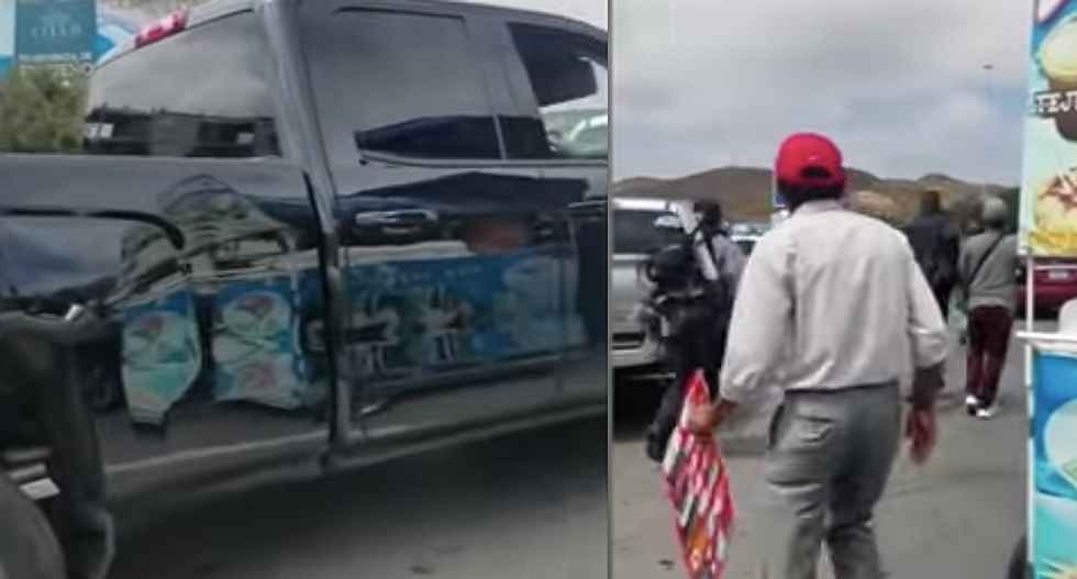 American mows down 5 people in Tijuana after high-speed chase to the border