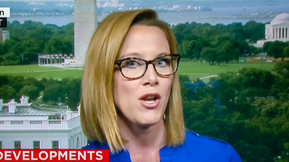 'It's not a lie if you believe it': SE Cupp quotes Seinfeld to destroy Trump's penchant for delusion