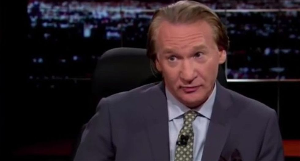 'I know where he got his news': Bill Maher links Charleston terrorist to right-wing media