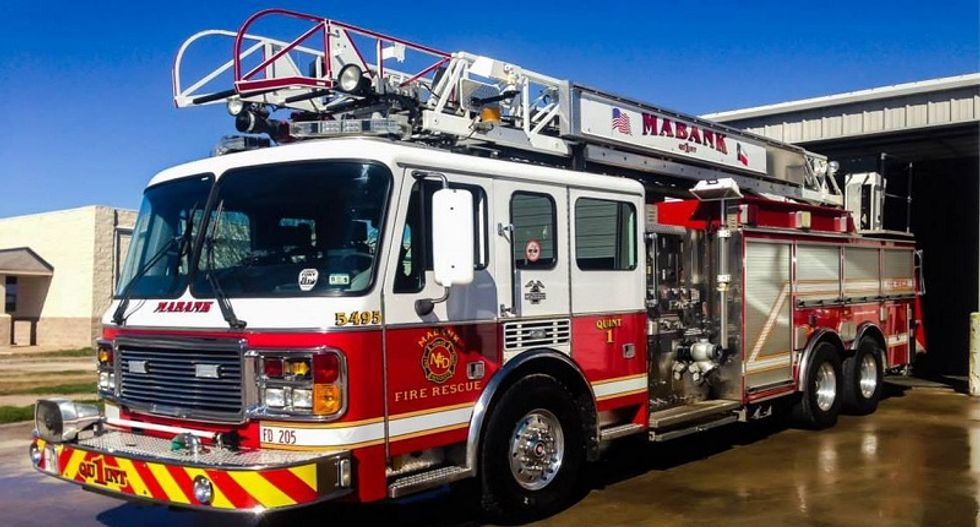 Texas volunteer firefighter fired after posting Dylann Roof 'needs to be praised for the good deed he has done'