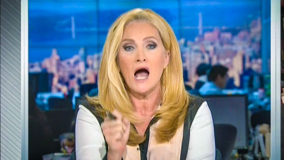 WATCH: MSNBC host goes berserk when ex-Cheney aide says it's too soon to talk about guns