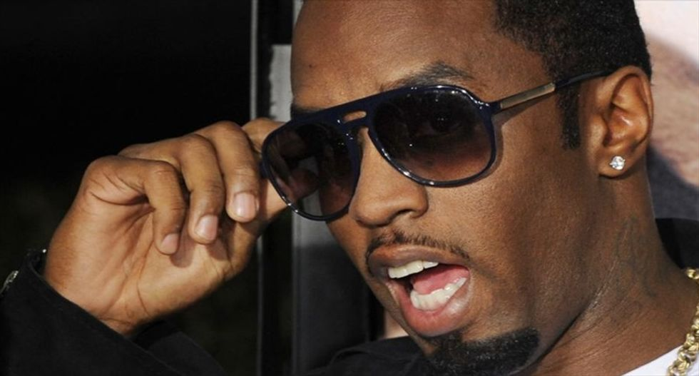 Rap mogul Sean 'Diddy' Combs accused of attacking son's college football coach