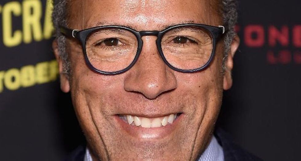 Lester Holt to become first African American to helm a weekday network evening newscast