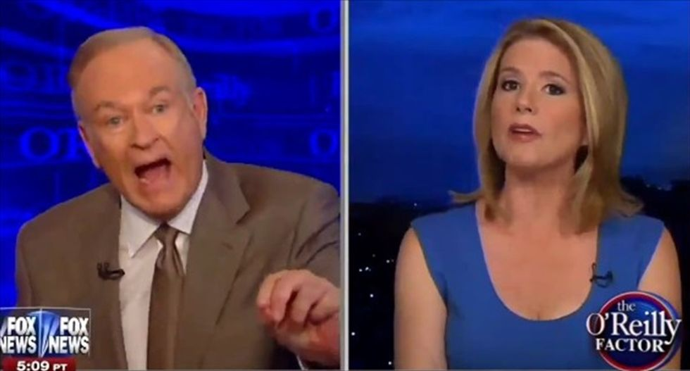 WATCH: Bill O'Reilly freaks out when guest asks: 'How many black friends do you have?'