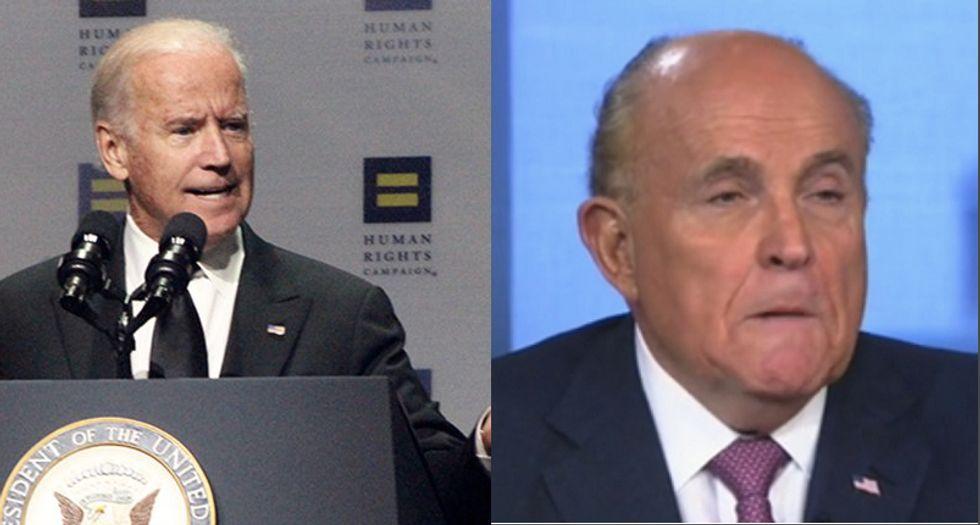 Bidens committed no wrongdoing in Ukraine -- 'despite Giuliani's pleas': prosecutor