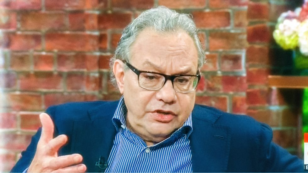 Lewis Black opens a can of whoop ass on GOPers pandering to Confederate flag lovers — so CNN cuts his mic