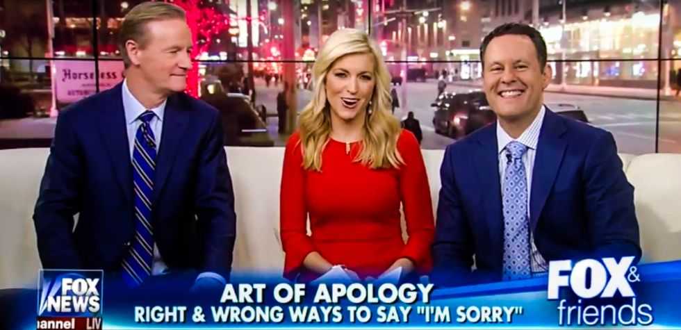 Here are the 6 most ridiculous stories Fox & Friends covered this week to avoid discussing Trump scandals