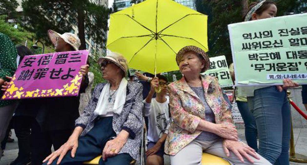 South Korean 'comfort women' seek $20 million in US lawsuit aimed at Japan