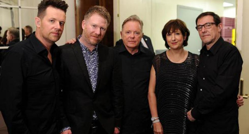 Legends 'New Order' to release first album in a decade