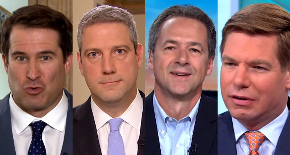 Quiz: How can you tell the 'electable' Democratic candidates apart?