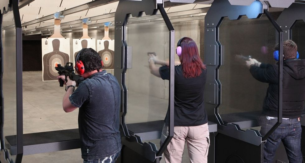 Florida man shoots himself in the leg during gun safety class