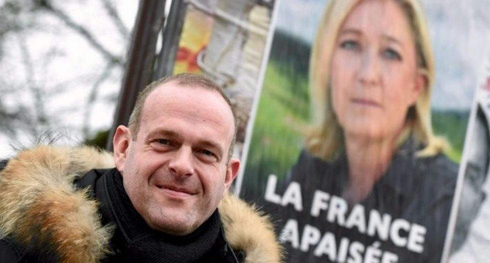 'They keep their promises': French town smitten with far right