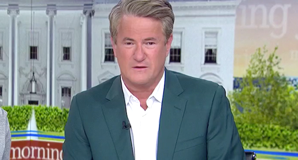 GOP 'extremism is scaring the hell out of Americans': MSNBC's Morning Joe drops the hammer on his former party
