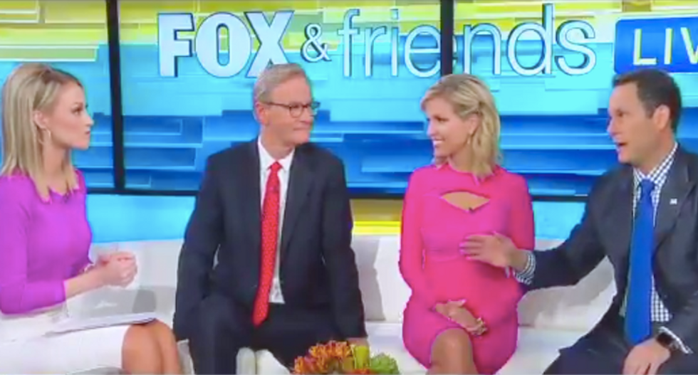 Fox & Friends finally promotes science behind mask mandates as US sets new COVID-19 death record