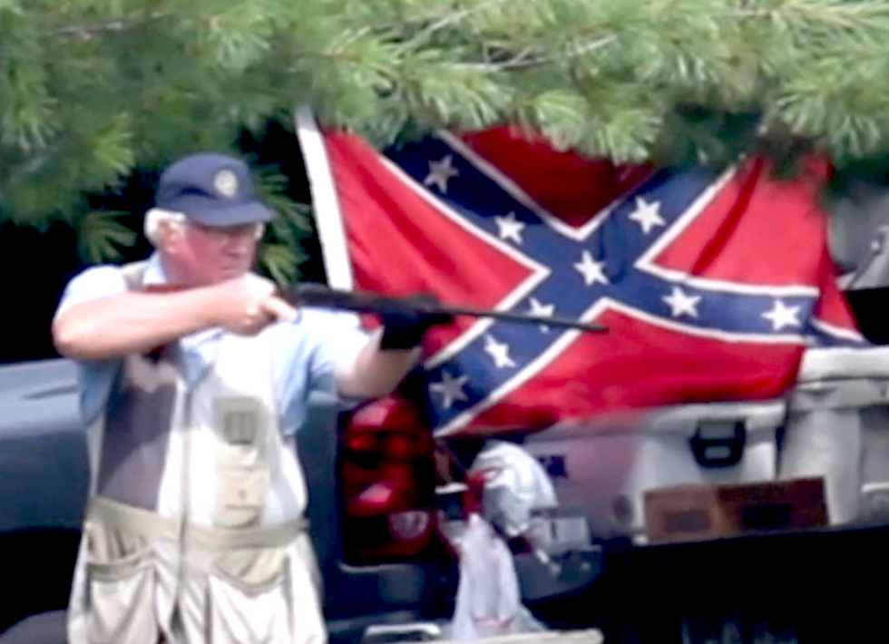 Pennsylvania governor urged to unseat Confederate flag-flying, animal-abusing judge