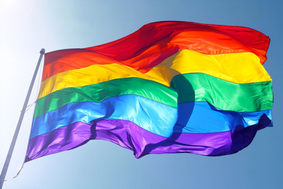 USA! LGBT! It's Friday! Let's Party!