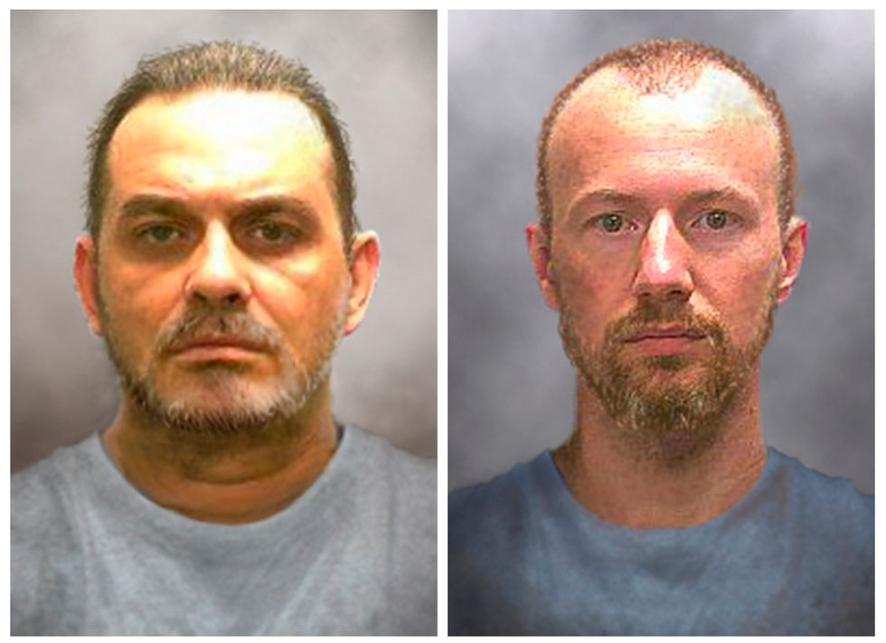 Two escaped New York prisoners headed to Canada: police