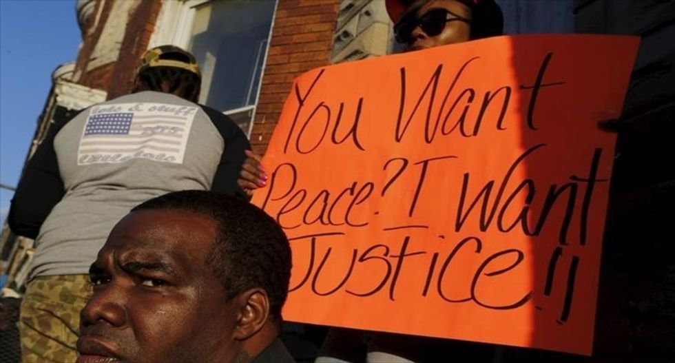 Prosecutors reject motion to change venues for Baltimore officers' trial in Freddie Gray case