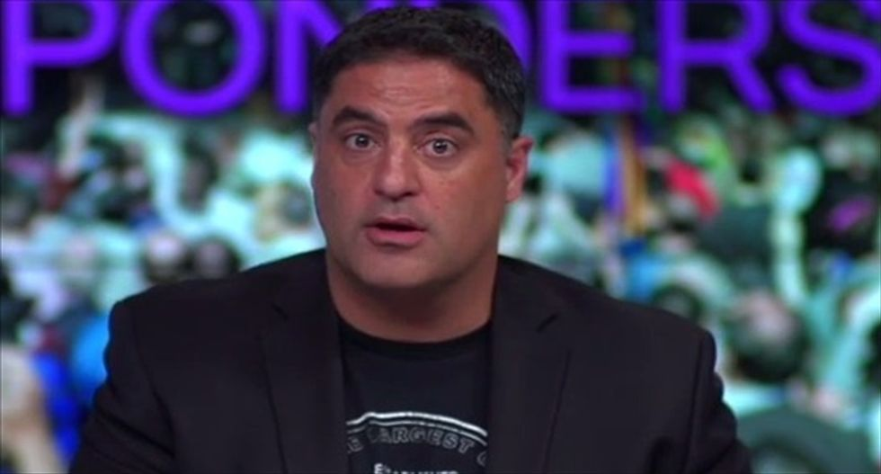 Cenk Uygur rips Republican 'unelected sons of b*tches' for hypocritical rants against Supreme Court