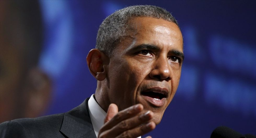 Senate approves measure giving Obama 'fast-track' powers over trade deals