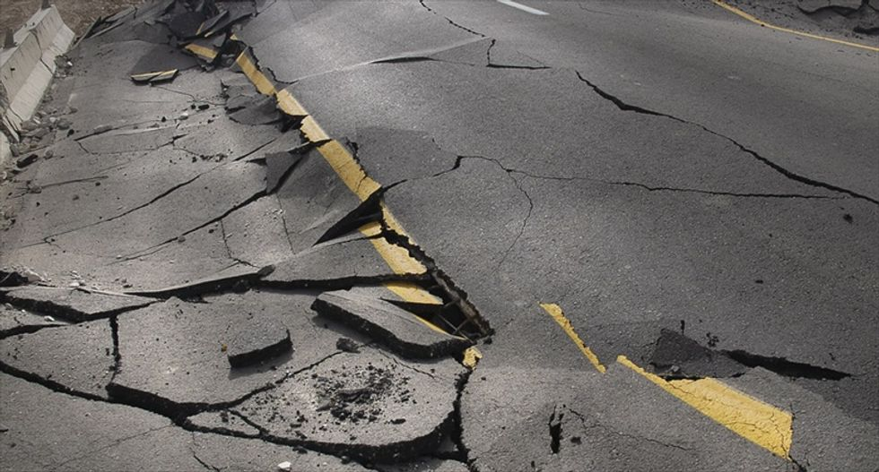 Oklahoma officials considering tighter rules on drilling: Rash of earthquakes is a 'game changer'