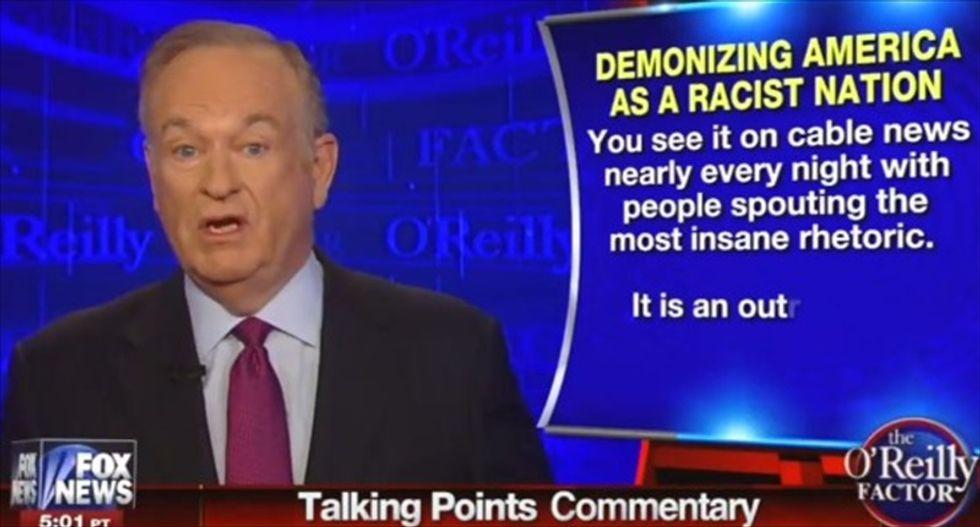'You want a war? You got a war': Bill O'Reilly flips out over 'anti-Fox defamation'