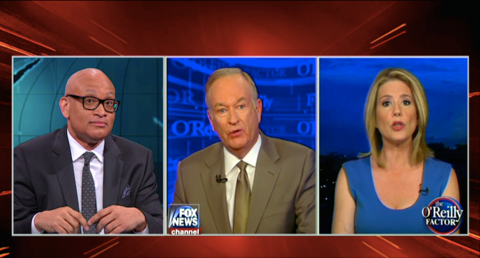 Larry Wilmore responds to Bill O'Reilly's thoughts on racism: 'So what?'