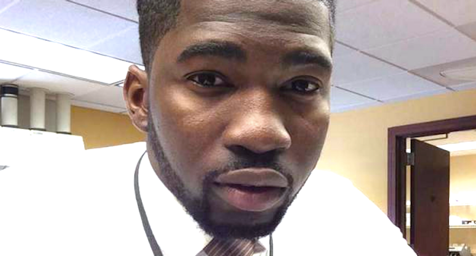 Ex-deputies and health care worker indicted in black student's death in Georgia jail