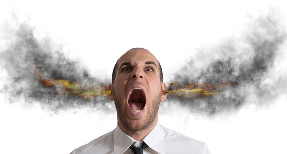 Conservatives have white hot emotional meltdown after SCOTUS Obamacare ruling
