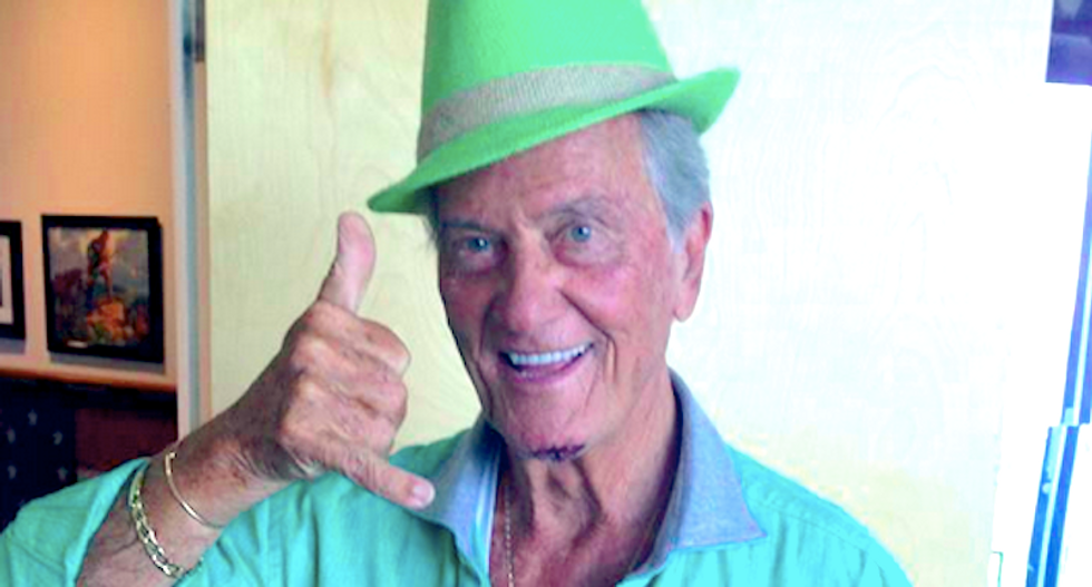 Pat Boone asks Obama to empathize with Dylann Roof as he echoes Charleston gunman's racist fears