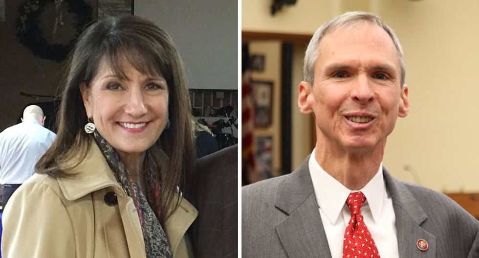 Conservative Rep. Dan Lipinski holds narrow lead in Illinois primary election