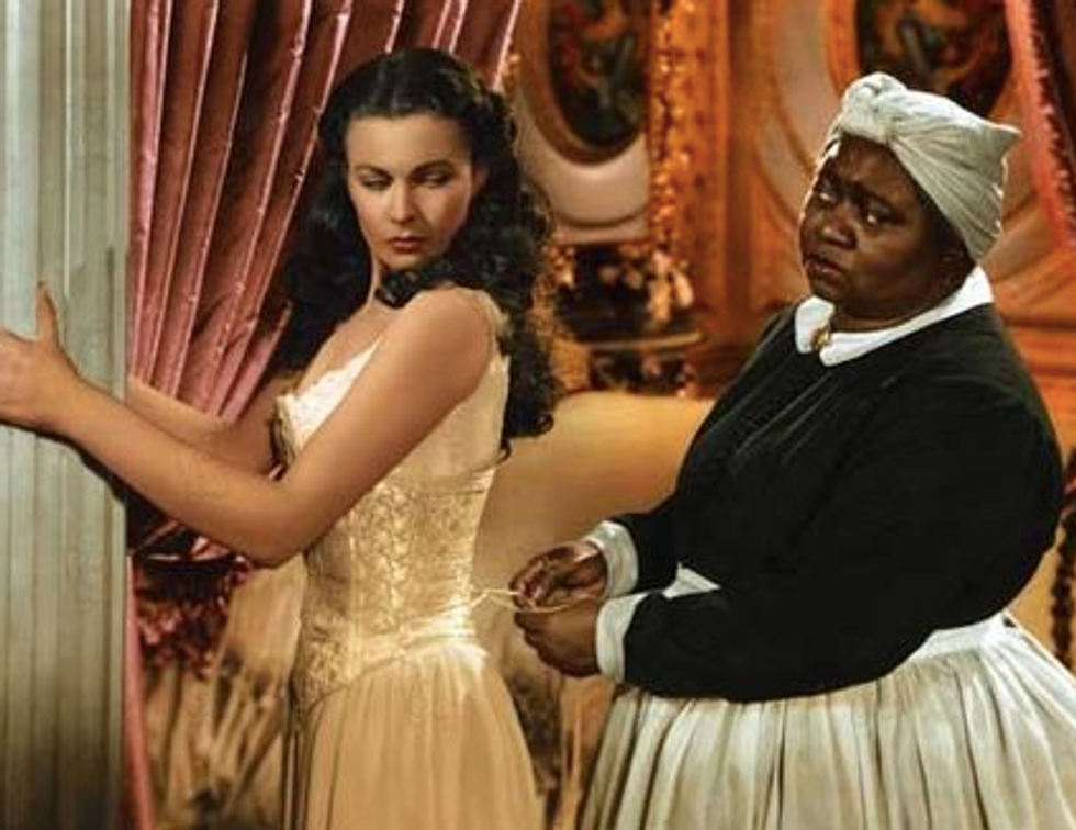 'Are we living in Nazi Germany?': Nutters freak out about imaginary ban on 'Gone With the Wind'