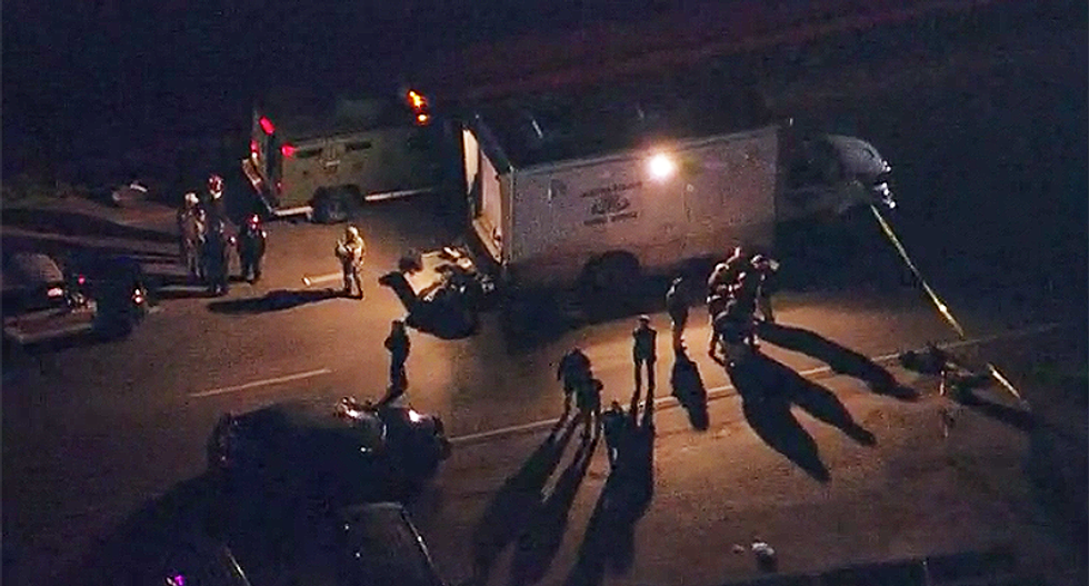 Suspected Austin, Texas bomber killed after shootout and bomb exploded in Round Rock