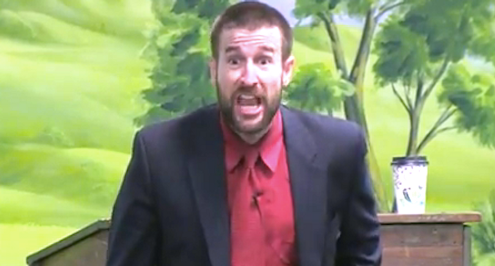 Pastors call for stonings and warn of God's wrathful judgment after marriage equality ruling