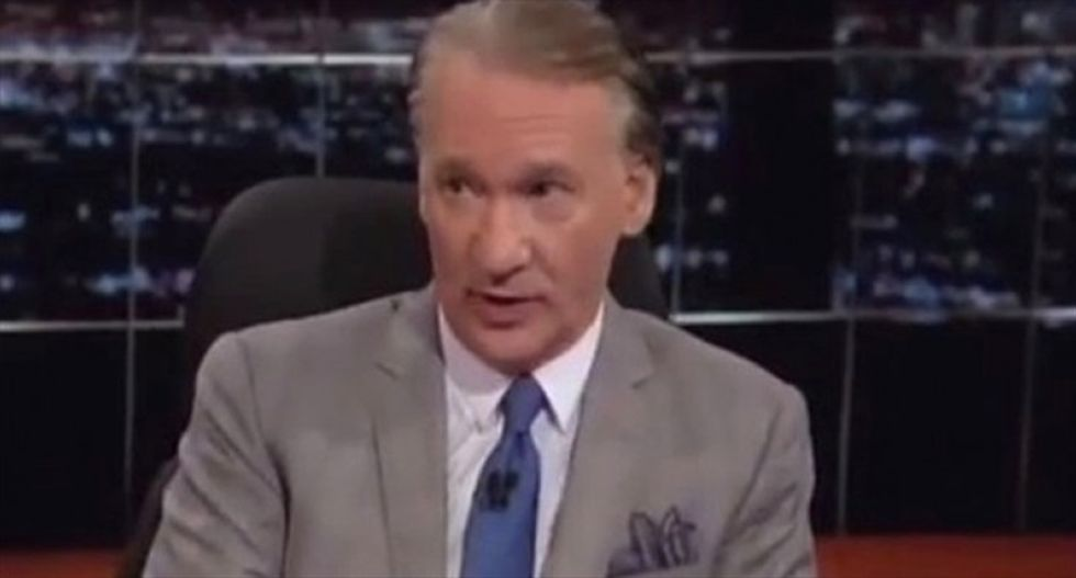 'Your worst nightmare': Bill Maher blames Tea Party for creating Trump's 'Frankenstein' campaign