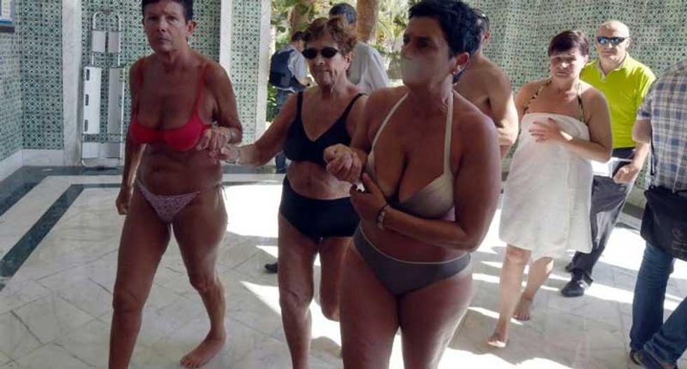 ISIS claims Tunisia beach resort massacre that killed 39