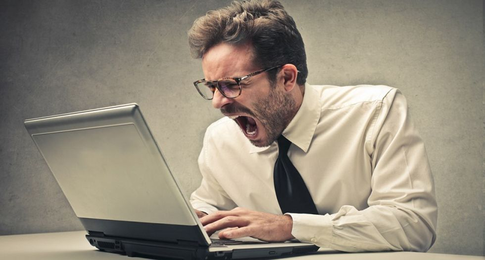Users of alt-right Facebook alternative freak out after becoming paranoid site is controlled by a Jew