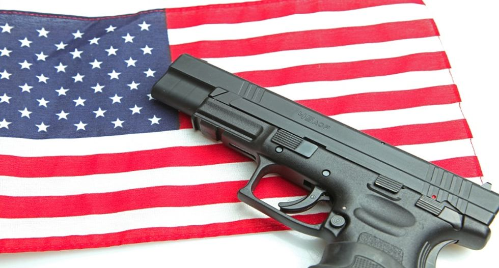 Gun violence in the US: 88 Americans shot everyday and lawmakers do nothing