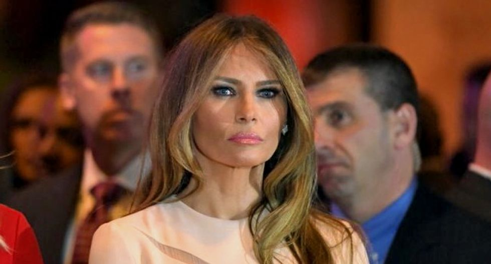 Melania Trump's being asked to leave the Big Apple