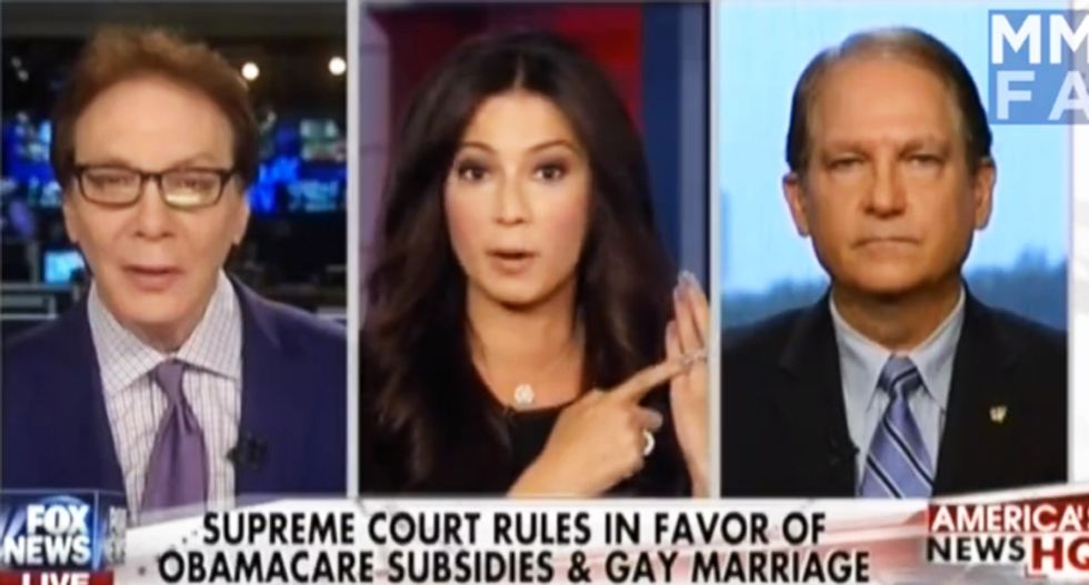 Fox News host makes stunning and passionate defense of same-sex marriage -- and it is awesome