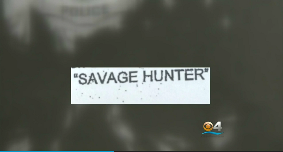 Florida 'savage hunter' cop to be fired over racist Facebook posts about 'hoodrats'