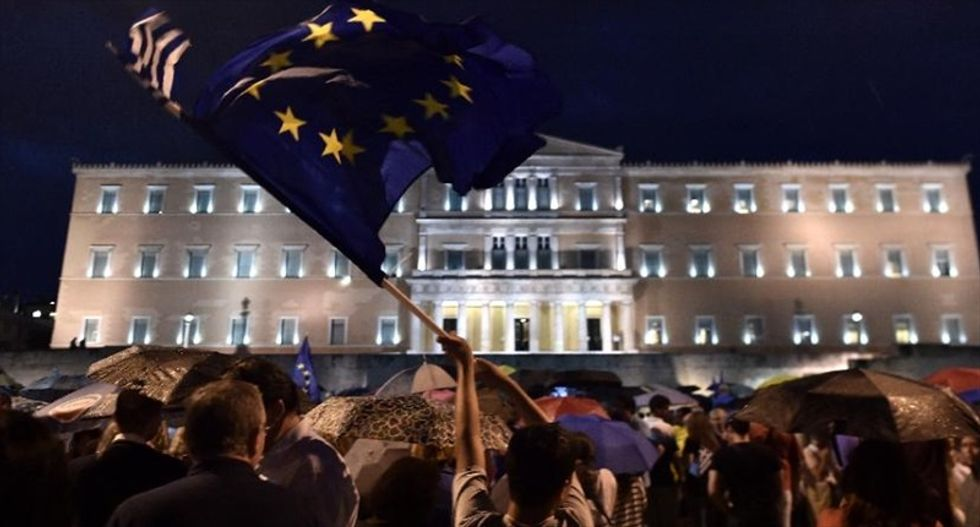 Greek officials petition to push back payment deadline to international bankers