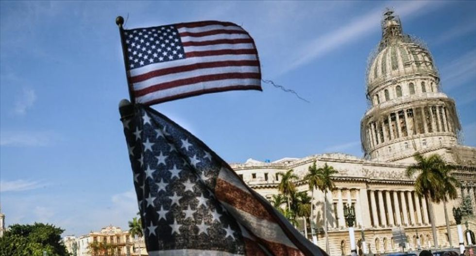 US and Cuba reportedly set to announce deal to reopen embassies