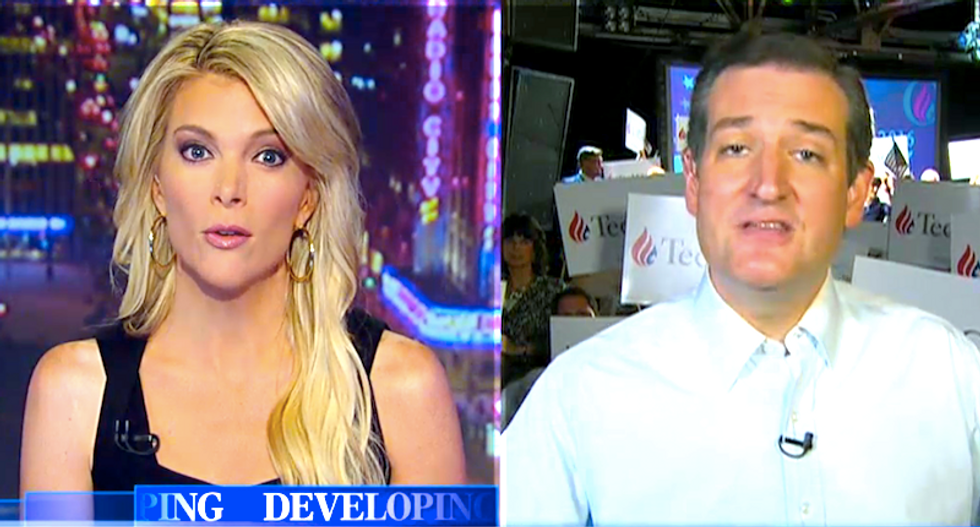 Megyn Kelly schools Ted Cruz on plan to rewrite the Constitution to punish Supreme Court