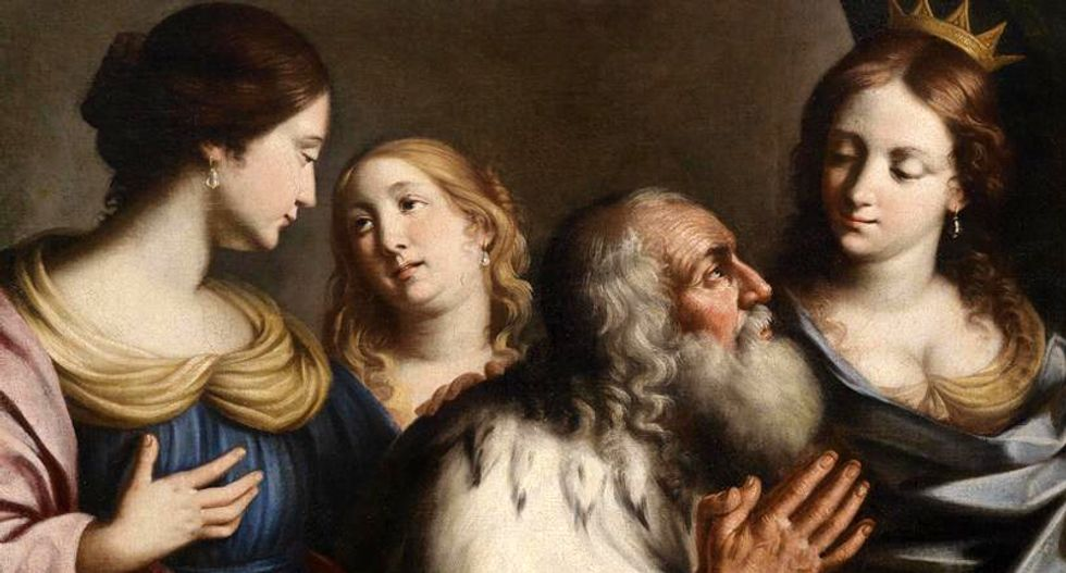 Captive virgins, polygamy and sex slaves: Here's what marriage would look like if we actually followed the Bible