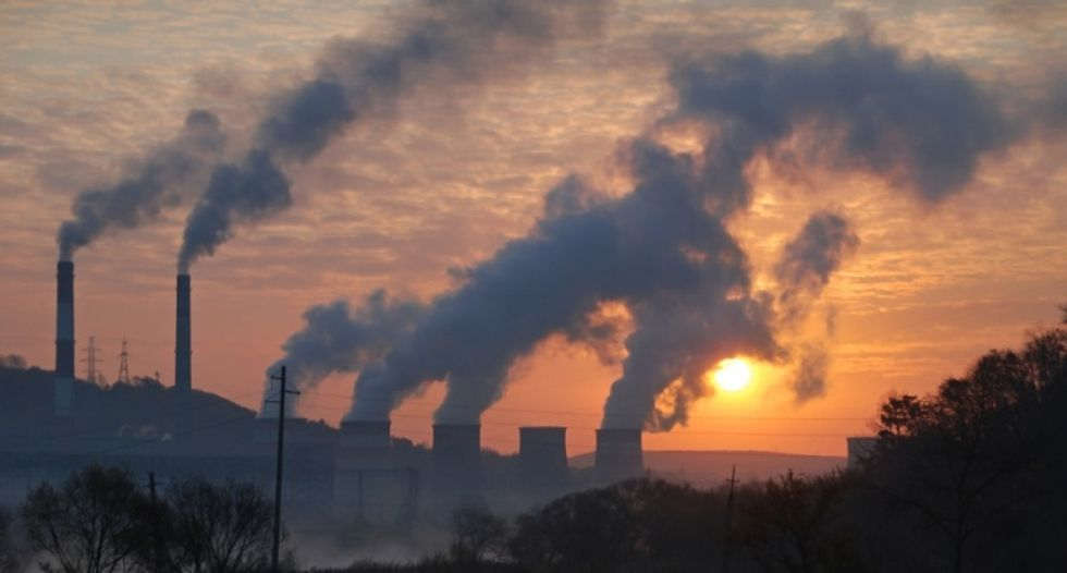 U.S. top court rules against Obama administration over air pollution rule
