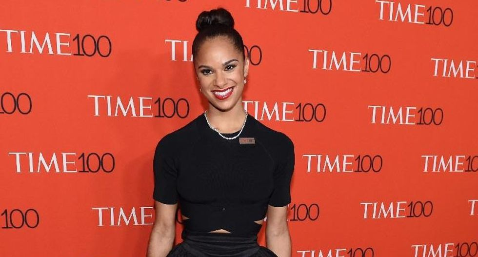 Misty Copeland is the first black principal dancer at American Ballet Theatre