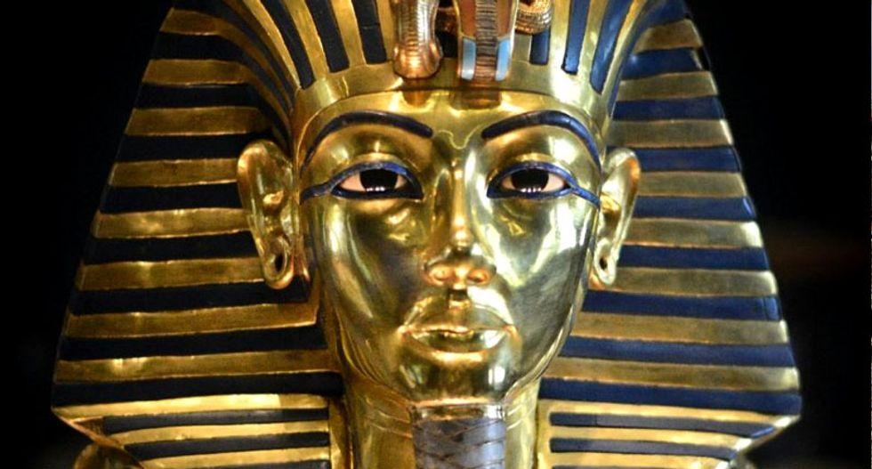Tests show no hidden Tutankhamun chambers: ministry