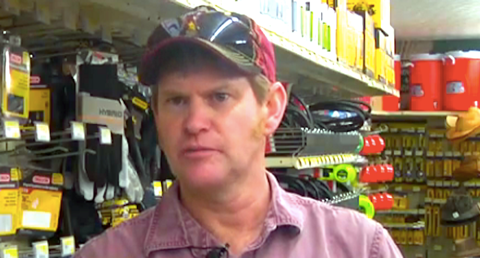 Baptist pastor bans gays from his Tennessee hardware store: 'No, I'll never regret this'