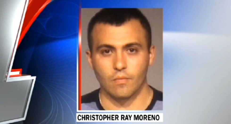 Roswell cop who falsely accused Sonic employee of spitting in his drink arrested for possessing meth